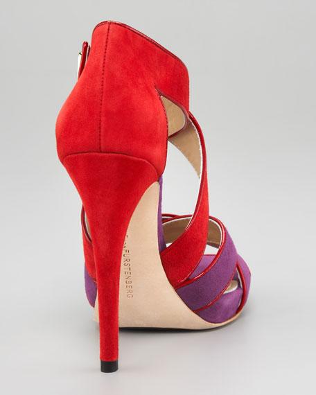 Jodi Colorblock Sandal