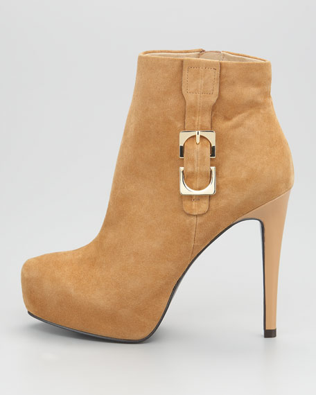 Rory Suede Bootie