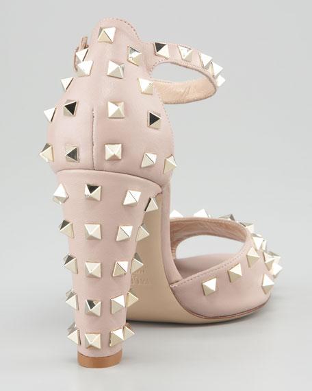 Allover Rockstud Sandal