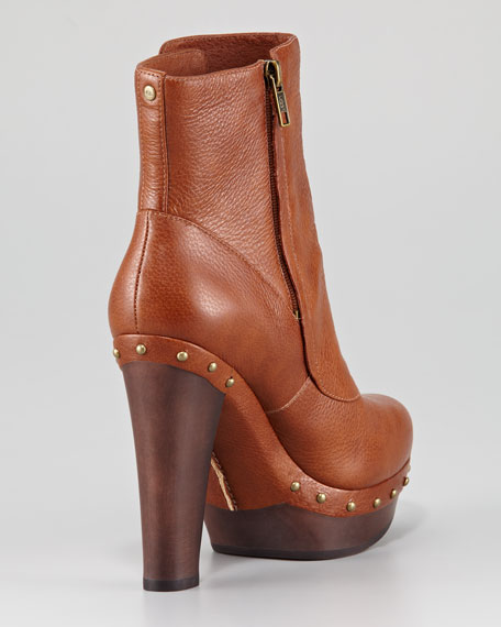 Cosima Clog Ankle Boot