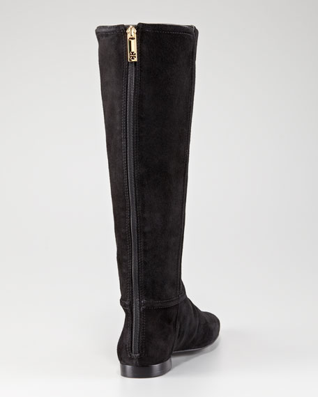 Irene Softy Suede Tall Boot