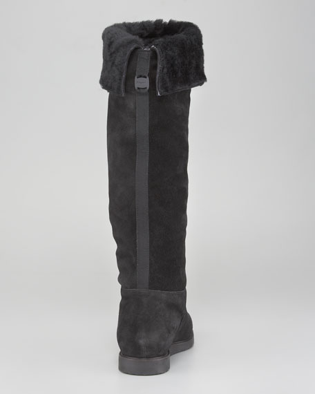 My Ease Shearling-Lined Boot