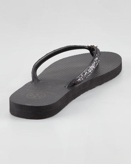 Adia Glitter Flip-Flop