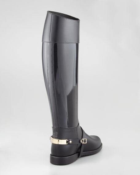 Cheshire Stirrup-Strap Rain Boot