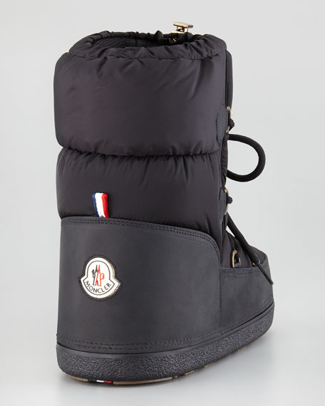 Moonboot Quilted Snow Boot