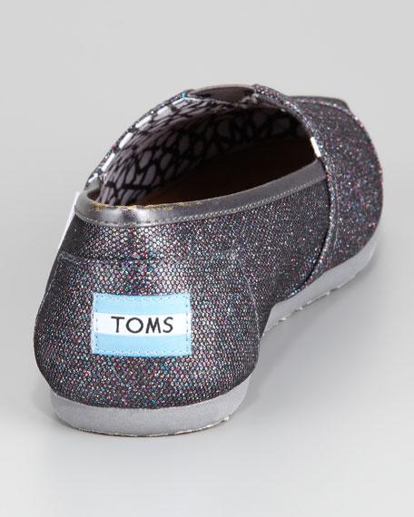 Glitter Slip-On