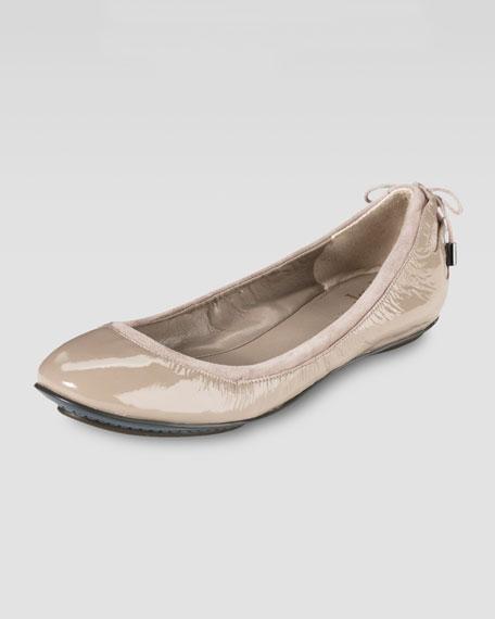 Air Bacara Patent Ballerina Flat