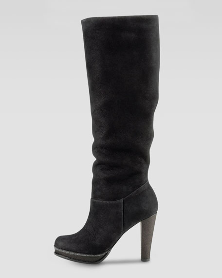 Nola Slouchy Knee Boot