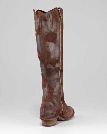 Devi Vintage Suede Boot