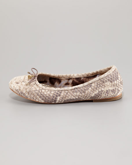 Felicia Ballerina Flat