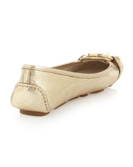 Fulton Moccasin, Pale Gold