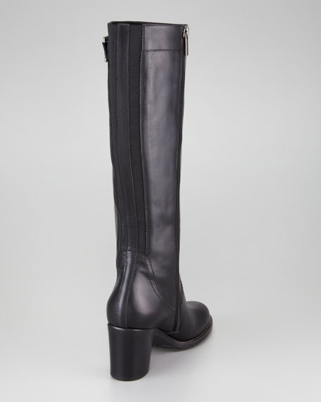 Oxy Weather-Resistant Stretch-Back Tall Boot