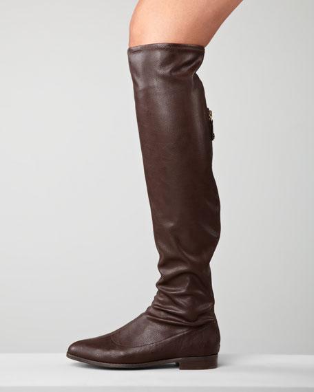 Romina Over-the-Knee Boot, Espresso
