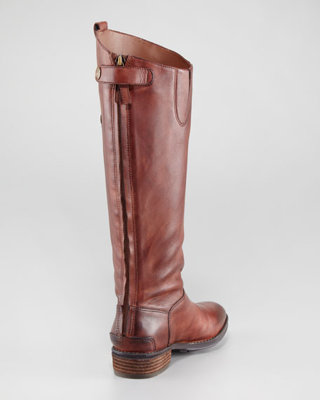 Penny Basto Crust Boot, Whiskey