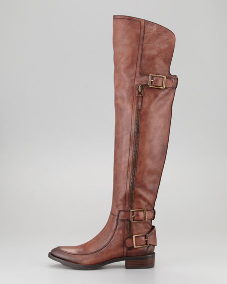 Paulina Over-the-Knee Boot