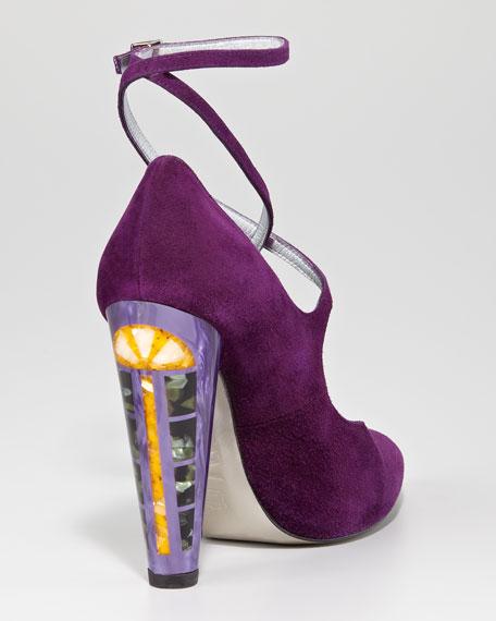Ankle-Wrap Pump