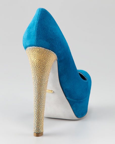 Stingray-Heel Pump