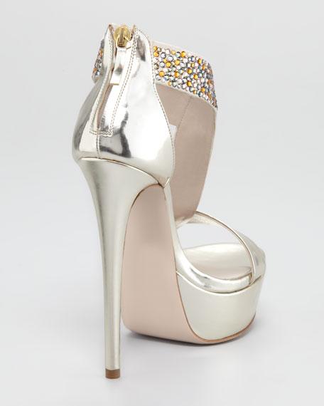 Wilshire T-Strap Sandal