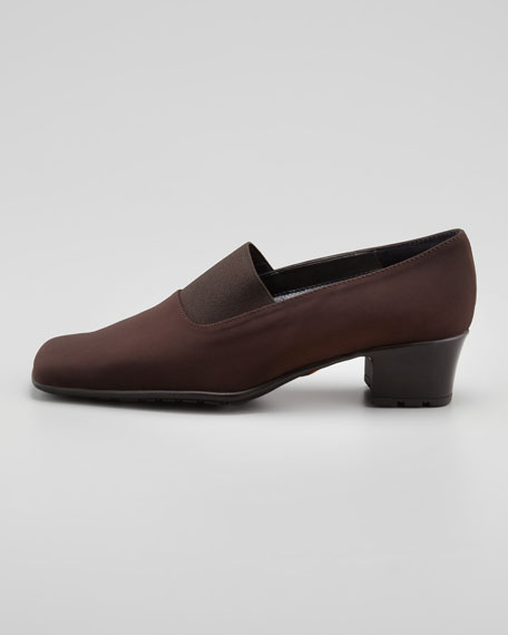 Sassy Stretch Gore Fabric Loafer