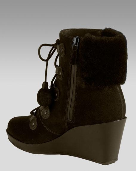Air Tali Waterproof Shearling Boot