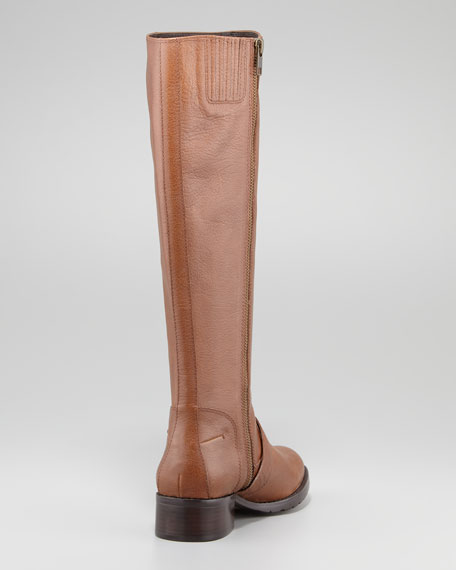 Bibi Ankle-Buckle Knee Boot