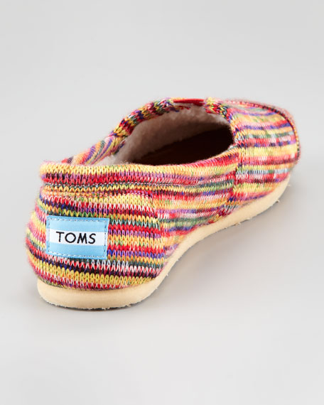 Fleece-Lined Slip-On