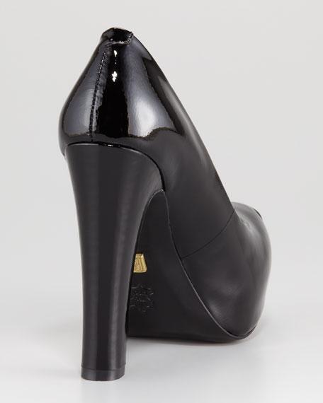 Irina II Patent Internal-Platform Pump, Black
