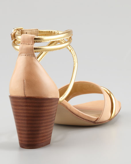 Montana Low-Heel Sandal