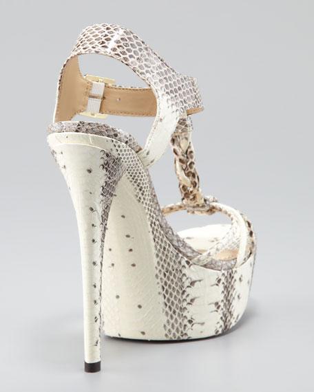 Valerie Braided Platform Sandal