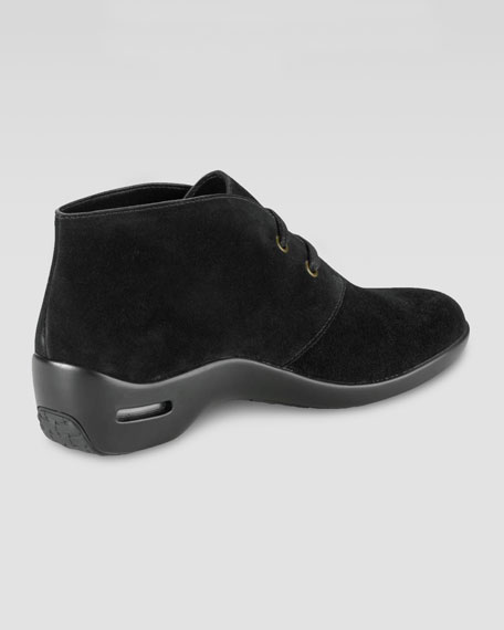 Air Reena Weatherproof Bootie, Black