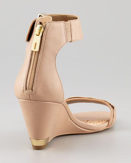 Serena Ankle-Wrap Sandal