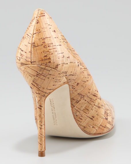 BB Polished Cork Pump
