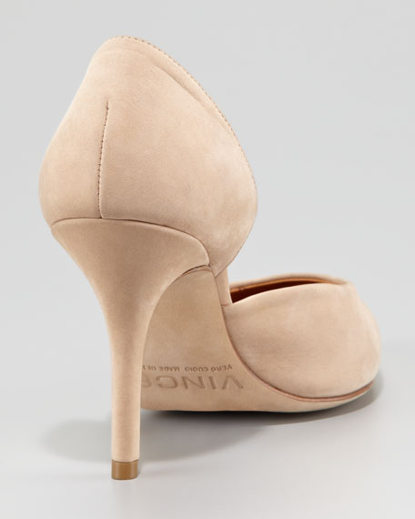 Celeste d'Orsay Pump, Flax