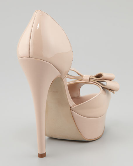 Ariall Patent d'Orsay Pump, Blush
