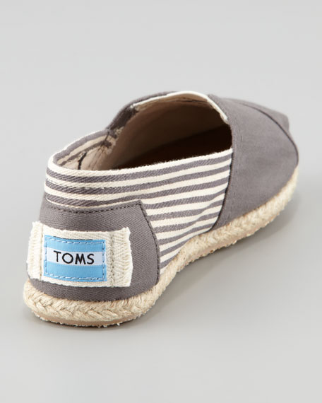Personalized Classic University Slip-On, Ash