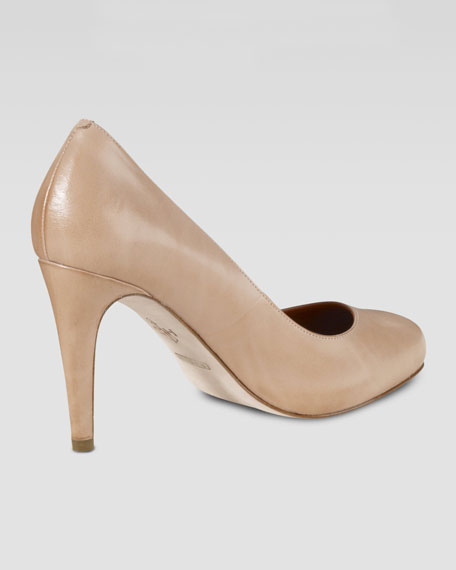 Violet Air 90mm Pump, Beige