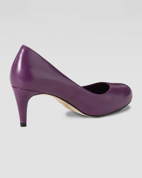 Violet Air 60mm Pump, Royal Berry