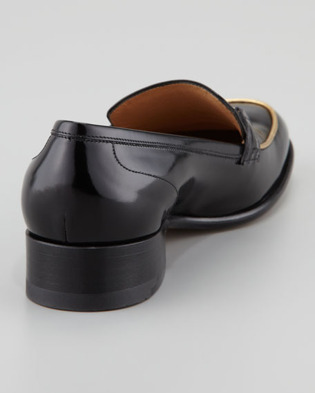 Reed Leather Penny Loafer