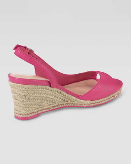 Adelaide Mid-Wedge Heel, Punch