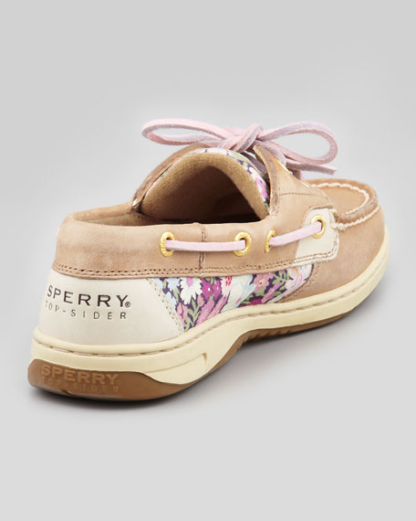 Authentic Original Liberty Floral Boat Shoe