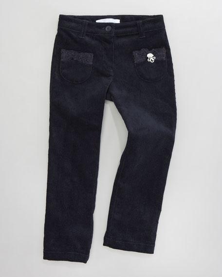 Cecile Corduroy Pants, Sizes 2-6