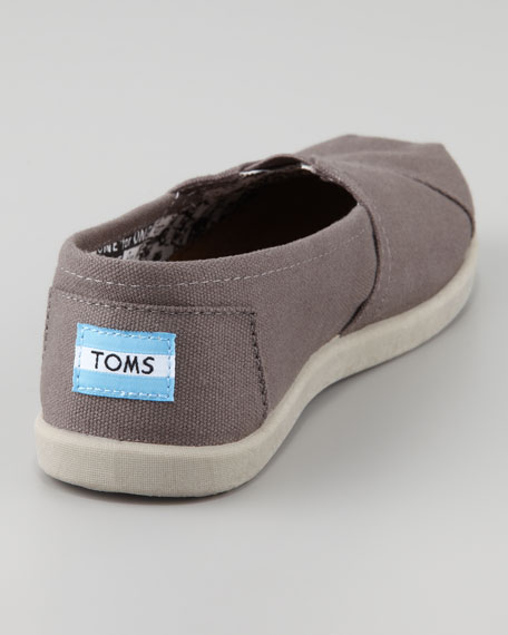 Personalized Classic Canvas Slip-On, Youth