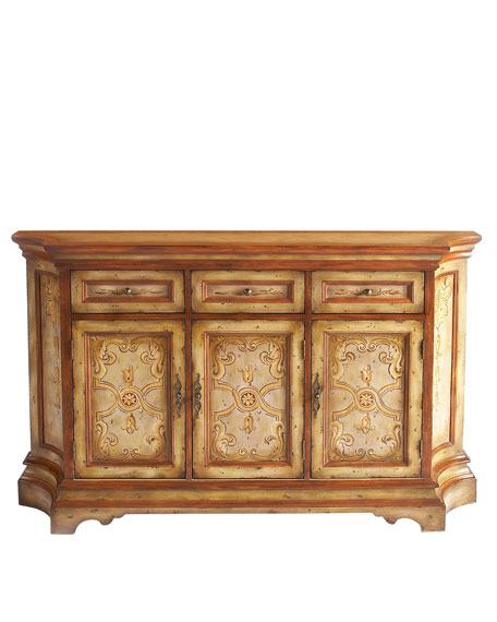 """Amber Tuscan"" Console"