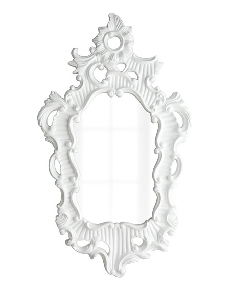 Baroque mirror for Plastic baroque mirror