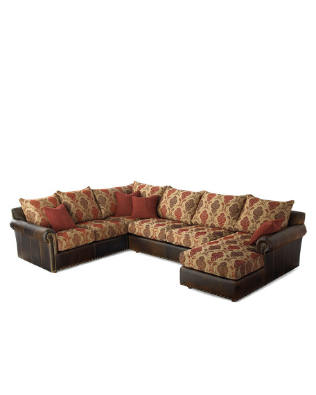 """Fletcher"" Sectional Sofa"