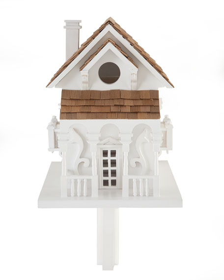 """Honeymoon Cottage"" Birdhouse"