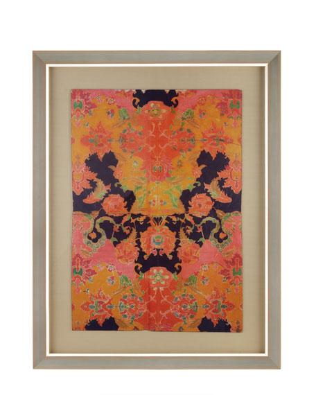 """Indian Batik"" Giclee Print"