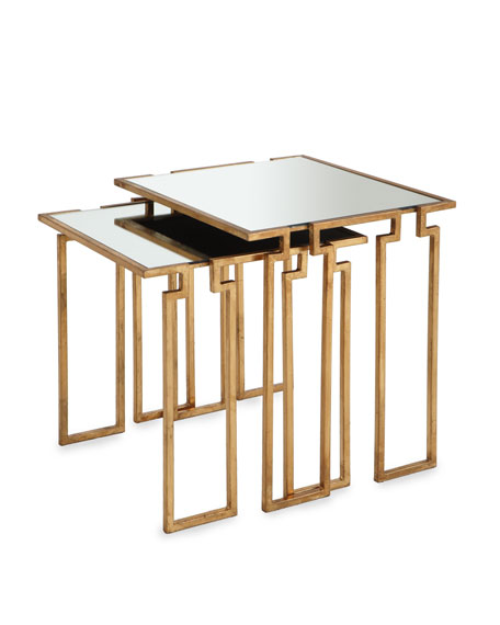 """Stella"" Nesting Tables"