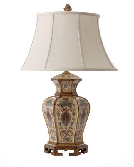 """Kashmir"" Lamp"