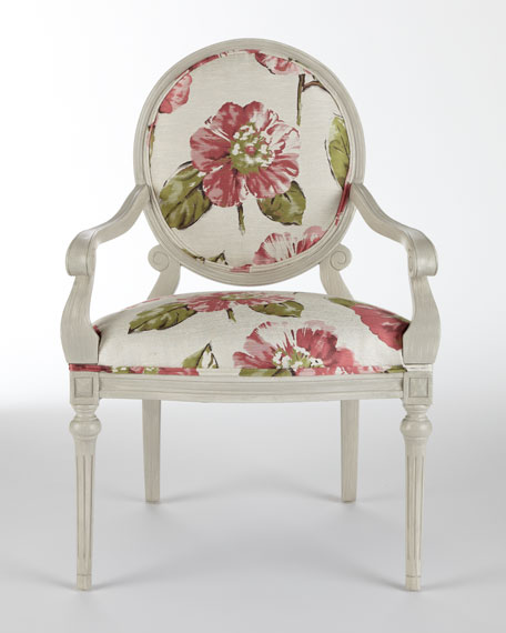 """Eliza"" Louis XVI-Style Chair"
